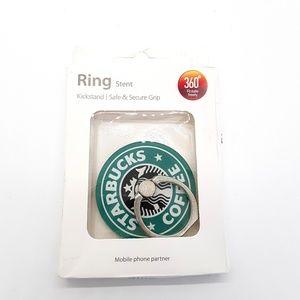 Accessories - Kickstand Ring Stent - Starbucks